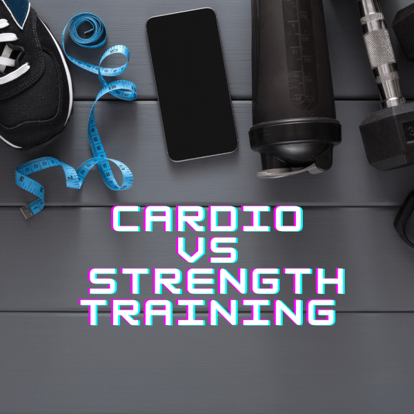 Cardio vs Strength Training