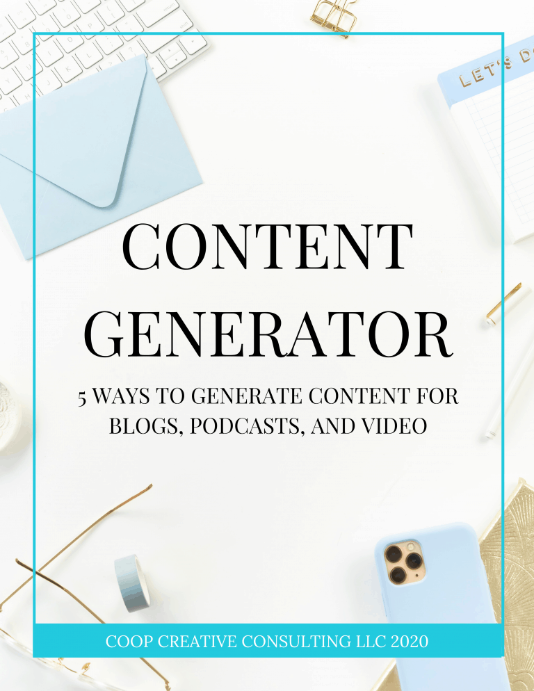 Content Generator Free Guide